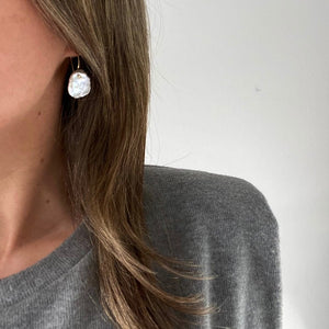MARGARET ELIZABETH KESHI PEARL DROPS EARRINGS