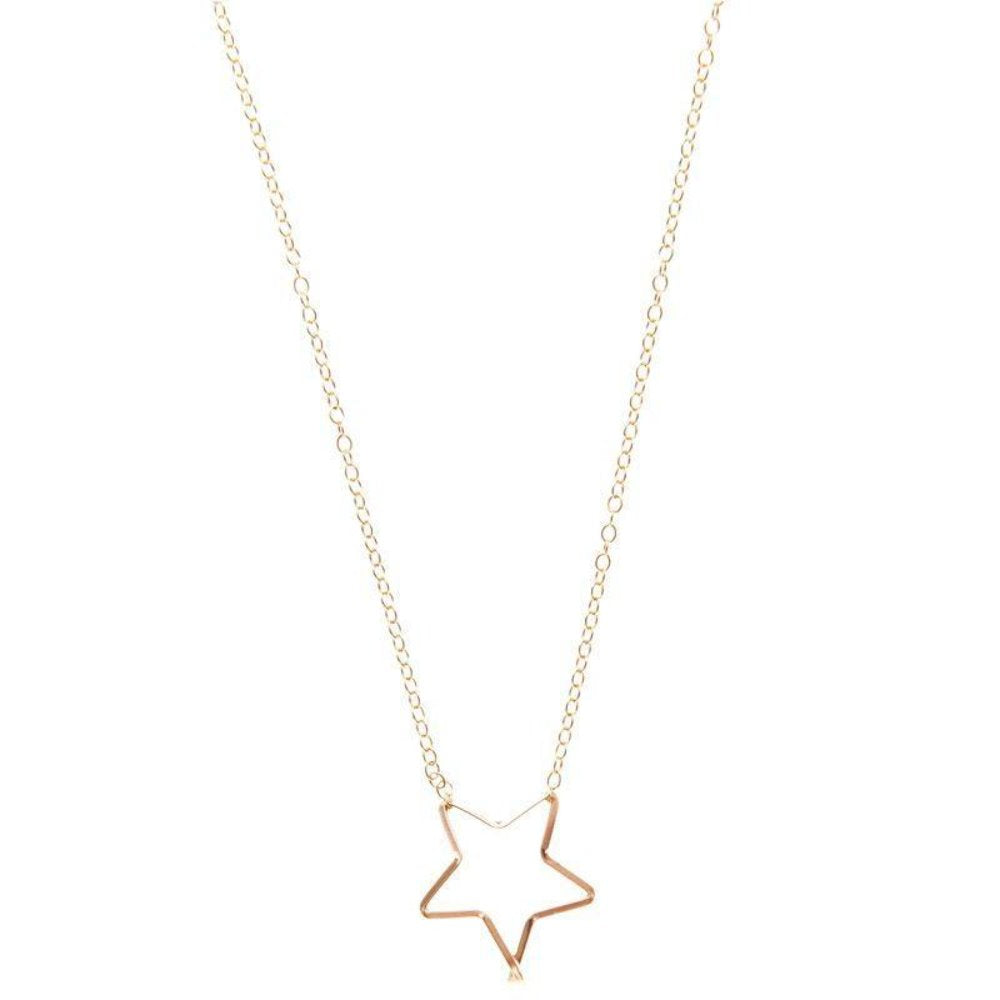 BY BOE STAR NECKLACE