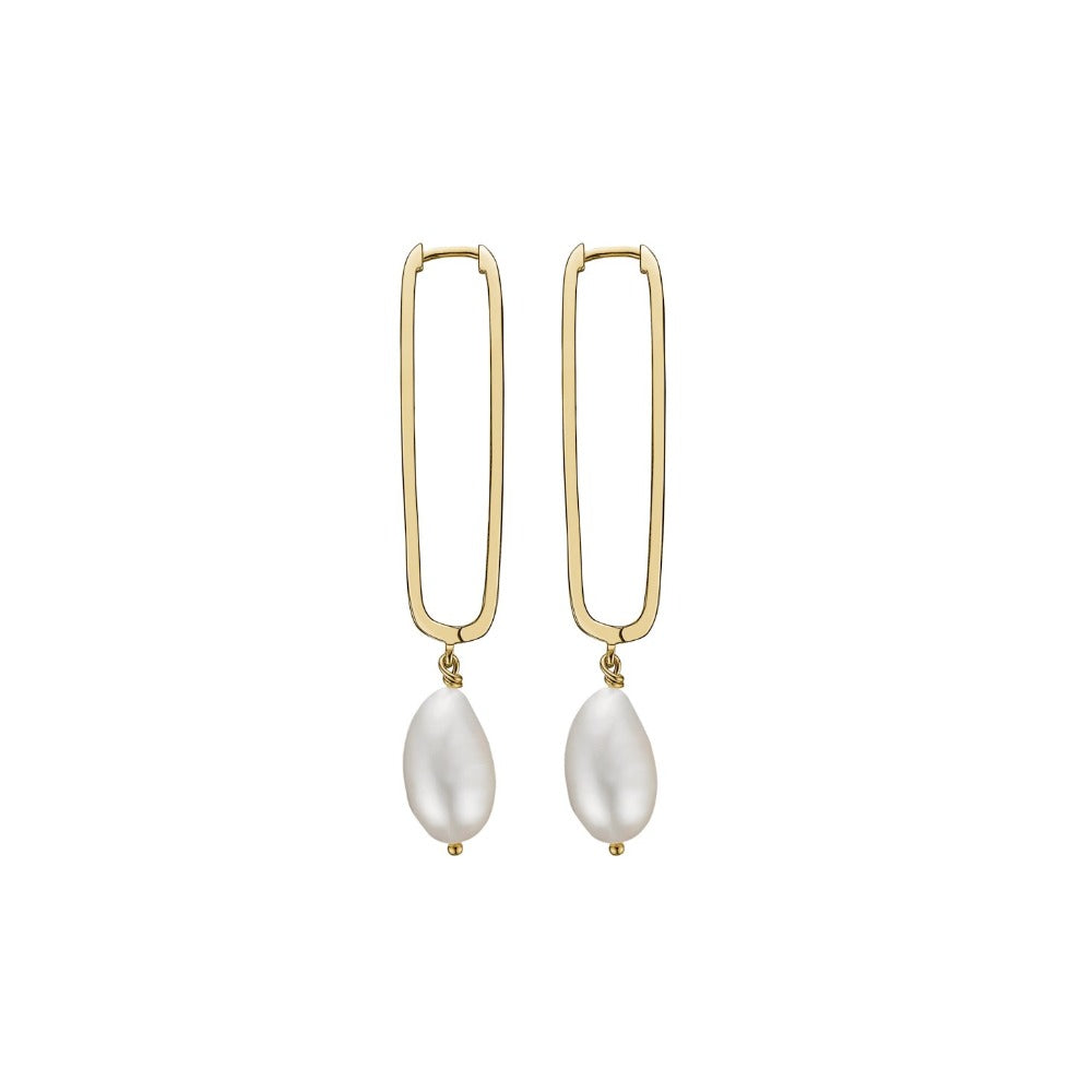 CHARLOTTE LEBECK AJA EARRINGS