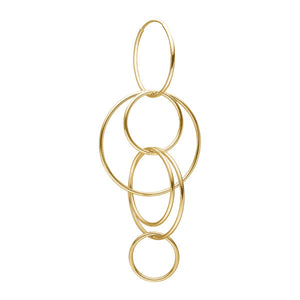 Charlotte Lebeck Alia Hoop Earrings