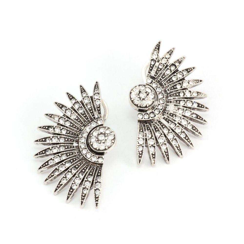 Lulu Frost Vintage Inspired Beacon Earring