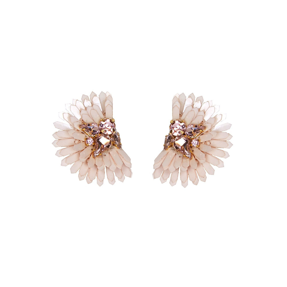 MIGNONNE GAVIGAN BLUSH ELLI EARRINGS