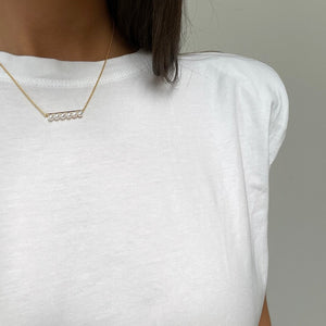 CHARLOTTE LEBECK LAURA NECKLACE