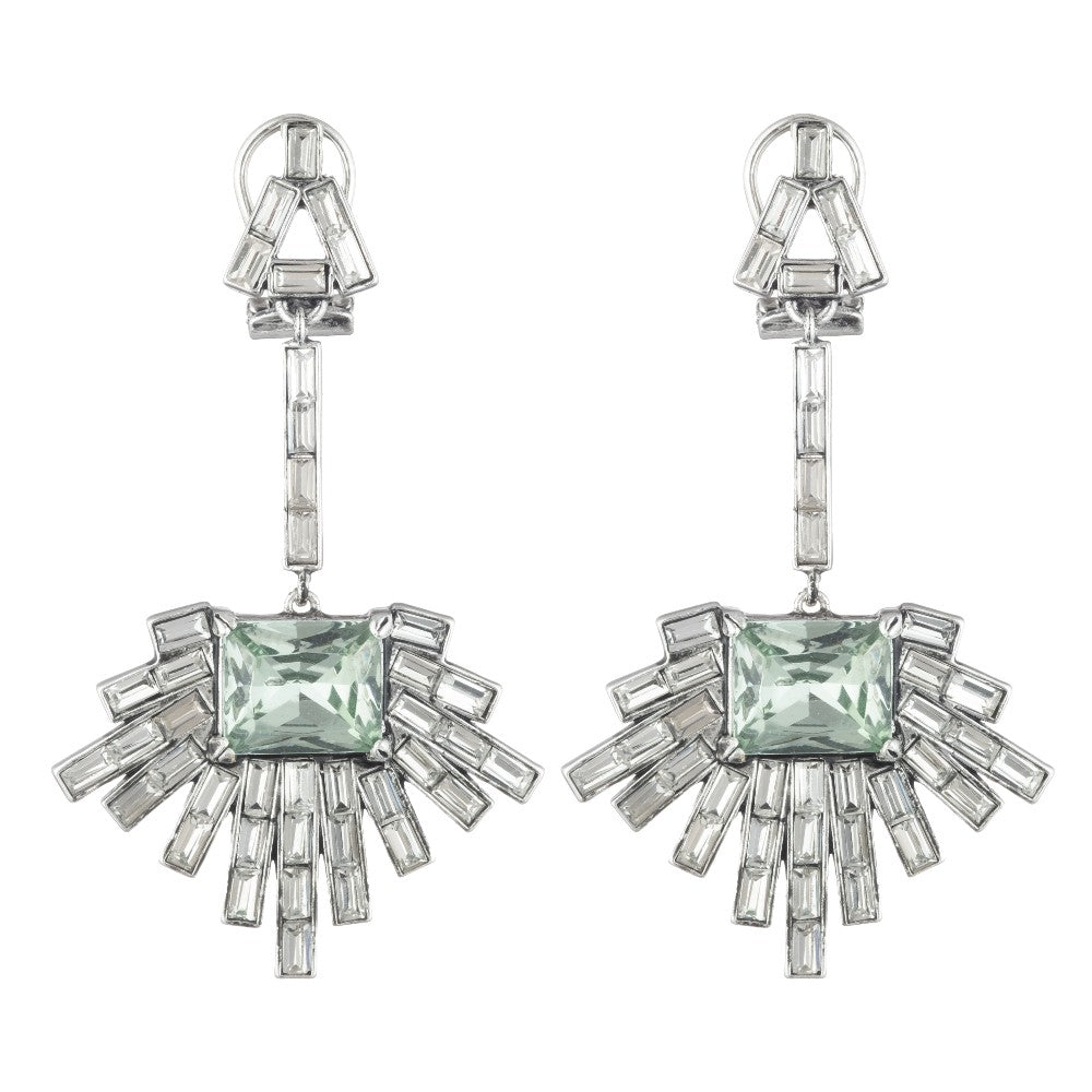 LULU FROST ASTRA STATEMENT EARRINGS