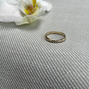 LOULERIE  DIAMOND SCATTERED DROPLET RING
