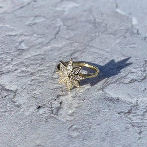 ZOE & MORGAN LAKSHMI RING