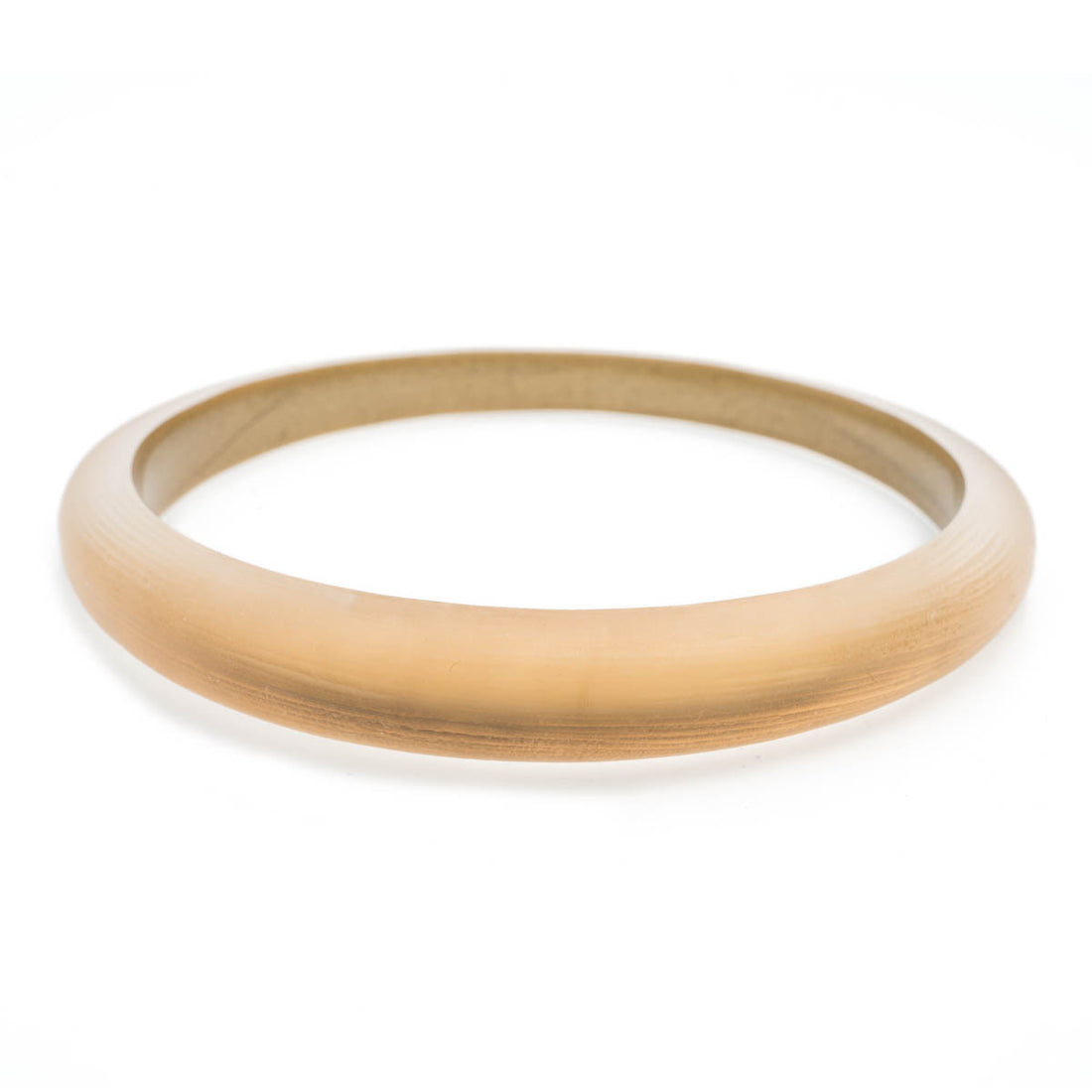 ALEXIS BITTAR GOLD SKINNY TAPERED BANGLE