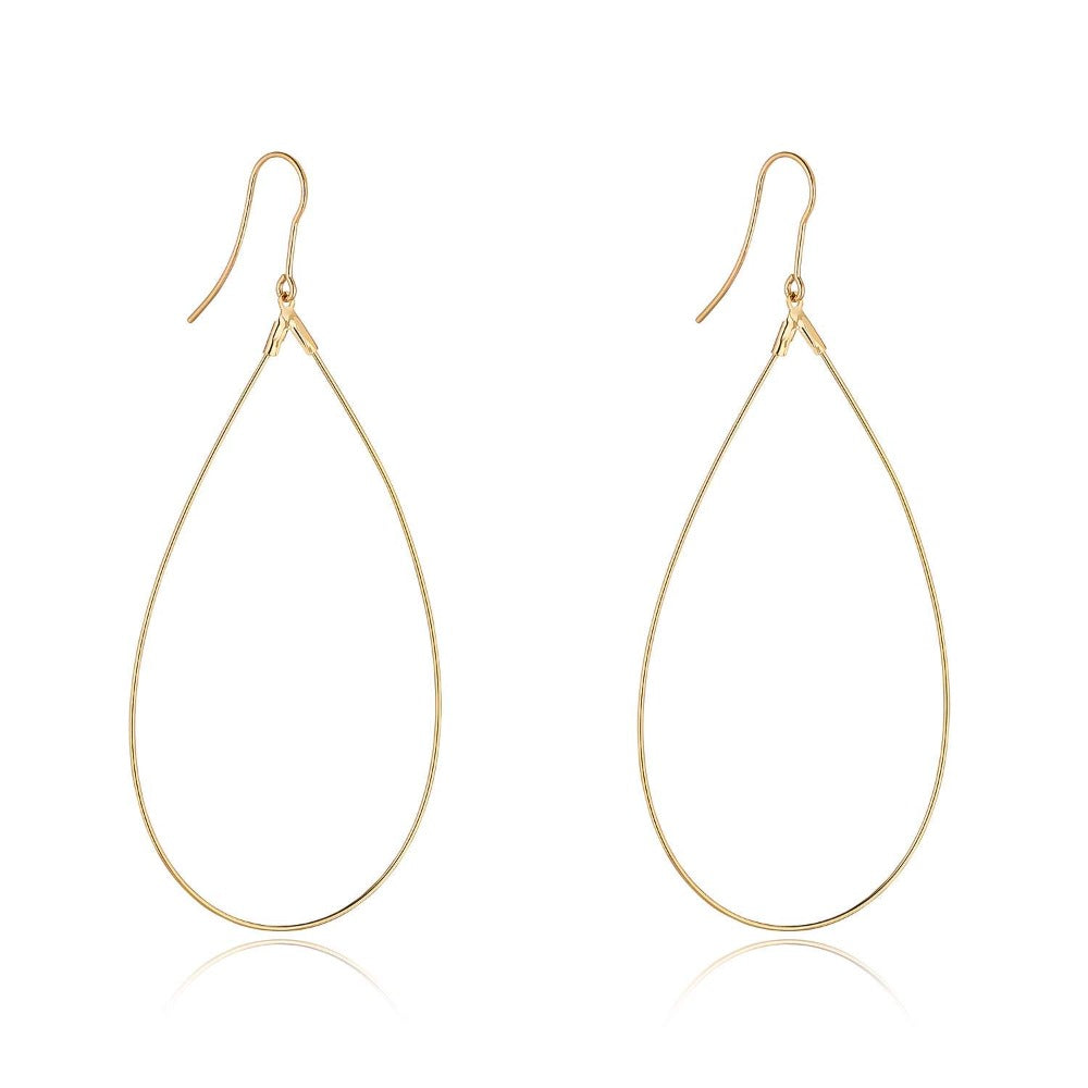 LOULERIE TEARDROP EARRINGS