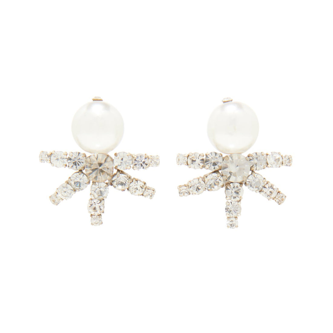 MIGNONNE GAVIGAN LILA PEARL EARRINGS