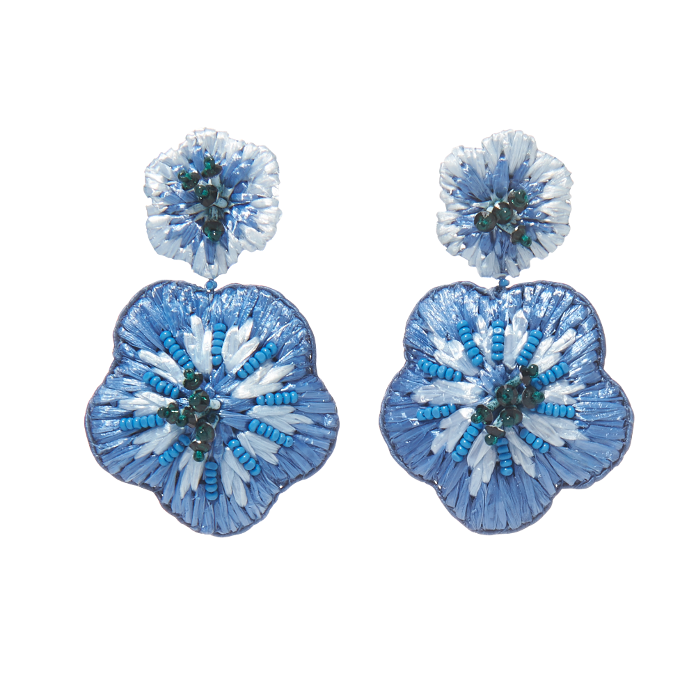 MIGNONNE GAVIGAN RAE DROP EARRINGS