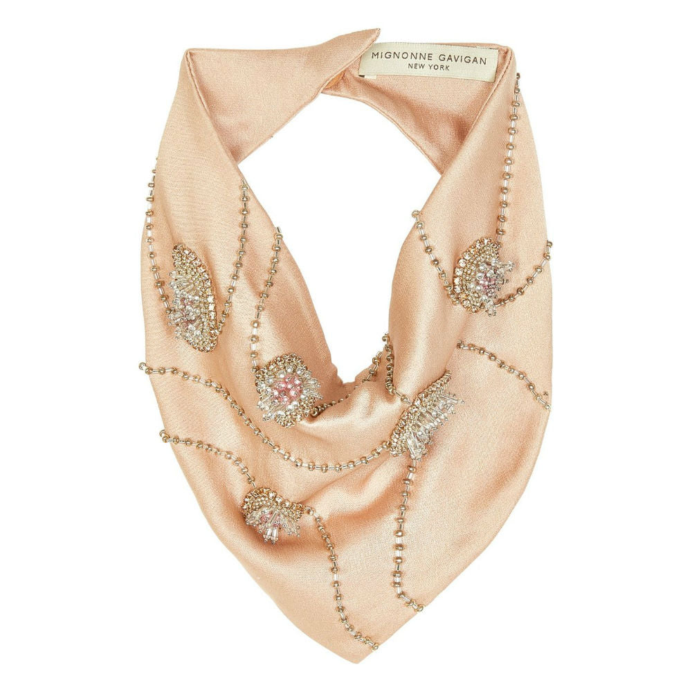 MIGNONNE GAVIGAN MILLY BANDANA NECKLACE