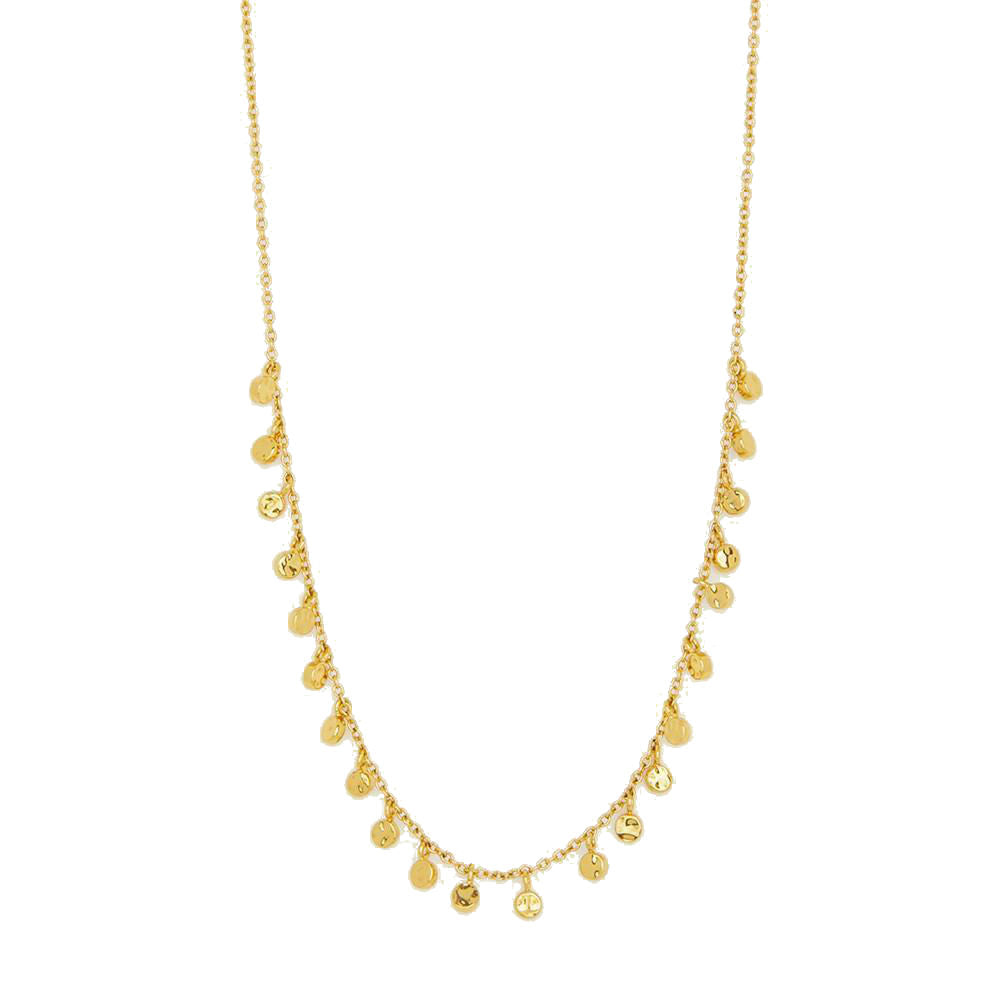 Gorjana Chloe Mini Necklace | 18K Gold Plate