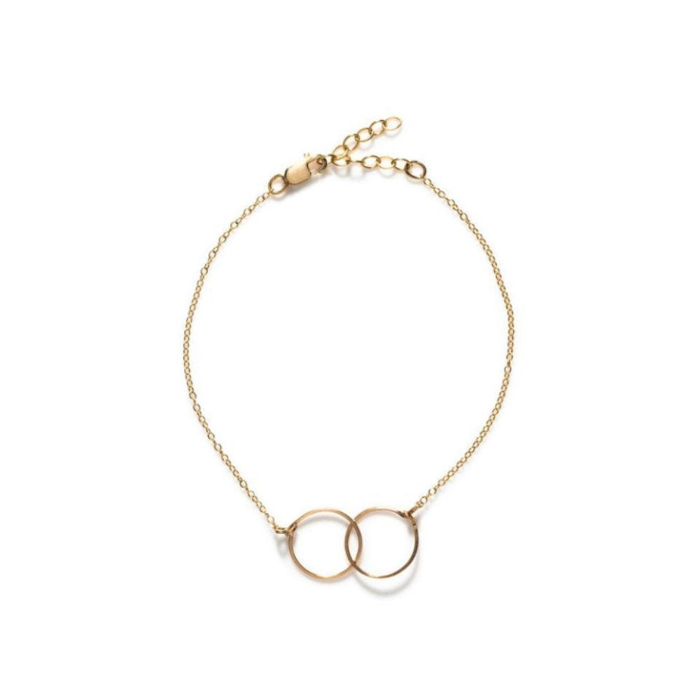 BY BOE INTERLOCKING CIRCLE BRACELET