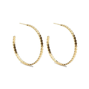 GORJANA CHLOE HOOP EARRINGS