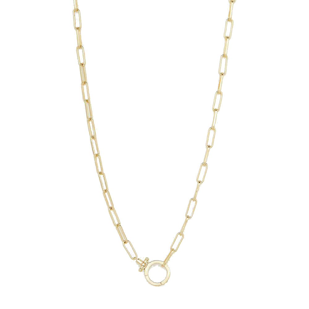 Gorjana Parker Necklace | 18K Gold Plate