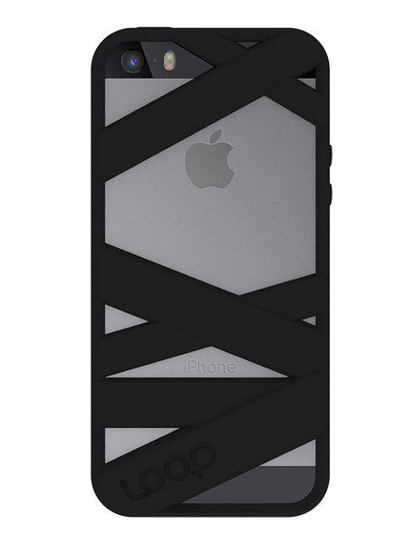 Black Mummy iPhone 5s Space Gray