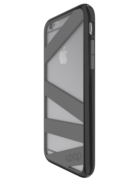 Black/Gray Straitjacket for iPhone 6