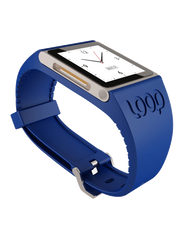 Blue Loop Watch Band