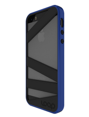 Blue/Black Straitjacket for iPhone 5/5s
