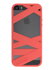 Coral Mummy iPhone 5s Space Gray