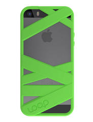 Neon Green Mummy iPhone 5s Space Gray