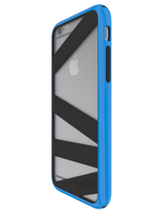 Blue/Black Straitjacket for iPhone 6