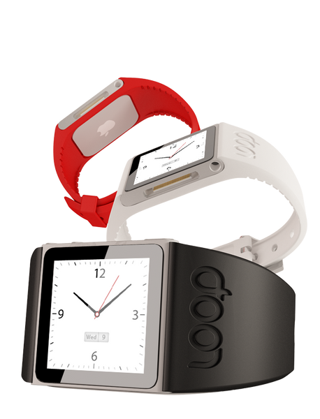 Loop Watch Band Newspaper Bundle