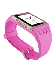 Pink Loop Watch Band