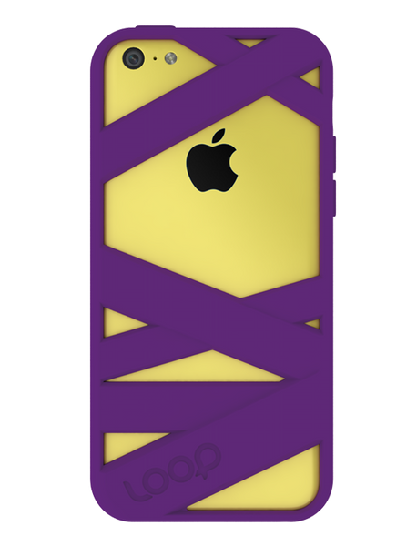Purple Mummy 5c
