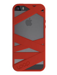 Red Mummy iPhone 5s Space Gray