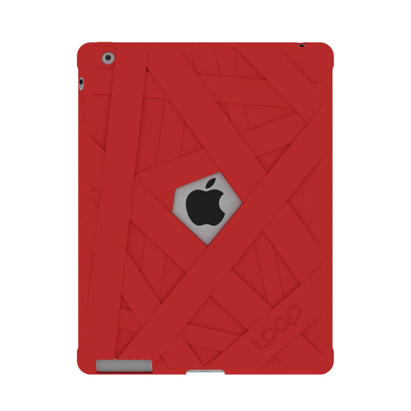 Red Mummy iPad