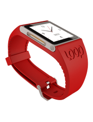 Red Loop Watch Band