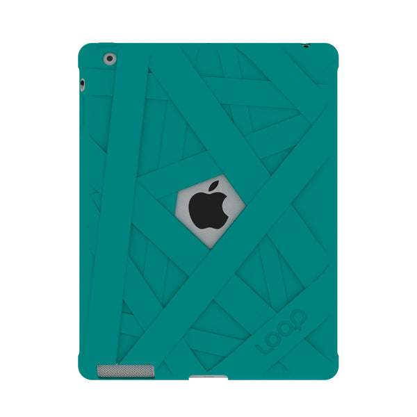 Teal Mummy iPad