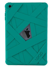 Teal Mummy iPad Mini Back