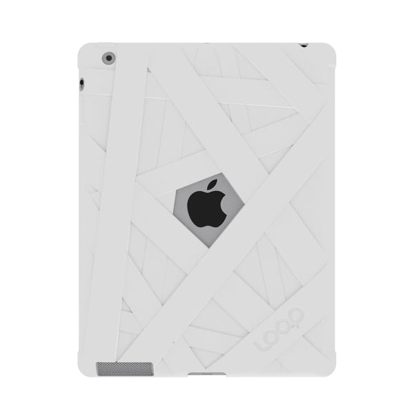 White Mummy iPad