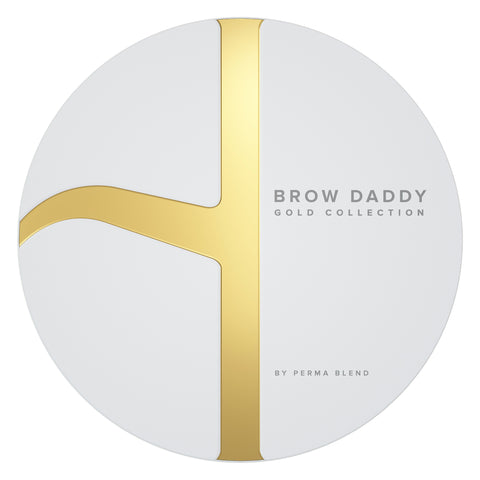 BROWDADDY GOLD COLLECTION BY PERMABLEND