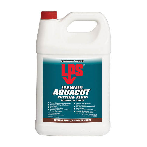 LPS Tapmatic AquaCut Cutting Fluid - 1 Gallon | 01228