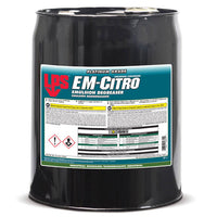 LPS EM-Citro Emulsion Degreaser 5 Gallon | 02805