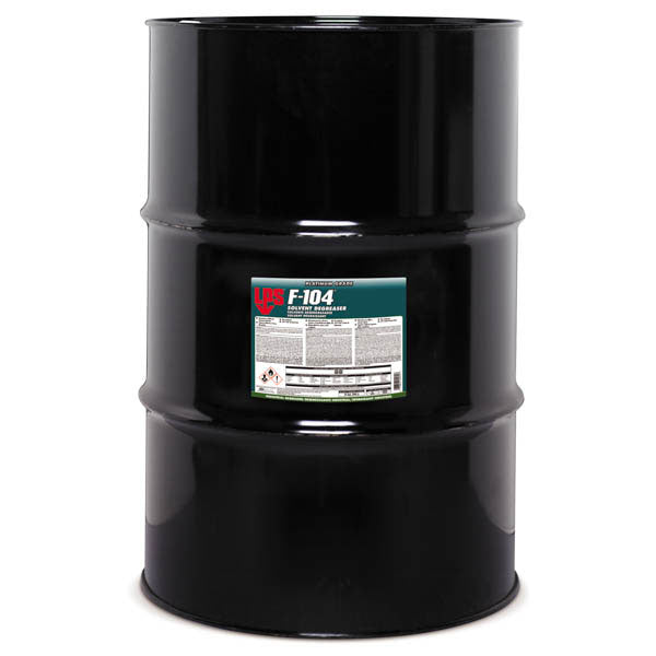 LPS F-104 Solvent Degreaser - 55 Gallon | 04955
