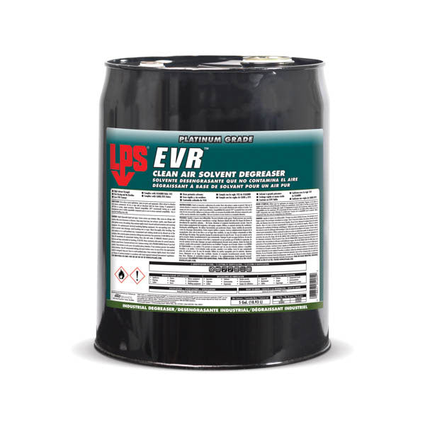 LPS EVR™ Clean Air Solvent Degreaser - 5 Gallon | 05205