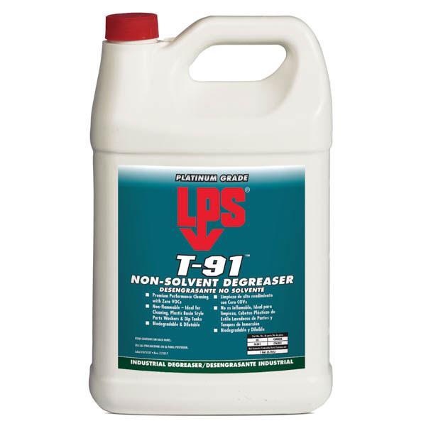 LPS T-91™ Non-Solvent Degreaser - 1 Gallon | 06301