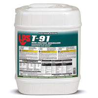 LPS T-91™ Non-Solvent Degreaser - 5 Gallon | 06305