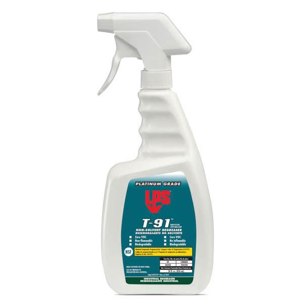 LPS T-91™ Non-Solvent Degreaser - 28fl. oz. | 06328