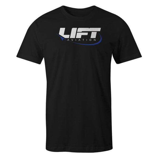 LIFT Aviation - Corporate Tee - Black