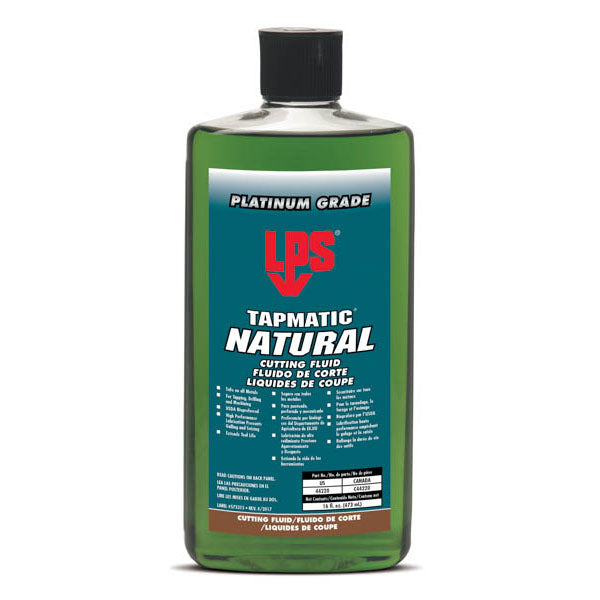 LPS Tapmatic Natural Cutting Fluid - 16fl. oz. | 44220