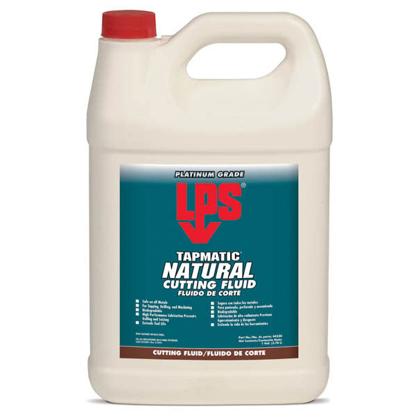 LPS Tapmatic Natural Cutting Fluid - 1 Gallon | 44230