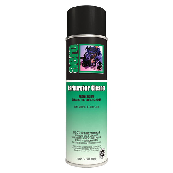 Aero - Professional Carburetor & Choke Cleaner, 14.75oz | 457520PA