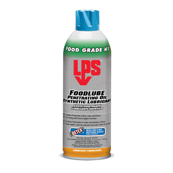 LPS Foodlube Penetrating Oil Synthetic - 16oz. | 57316