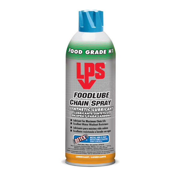 LPS FOODLUBE Chain Spray Synthetic - 16oz. | 57616
