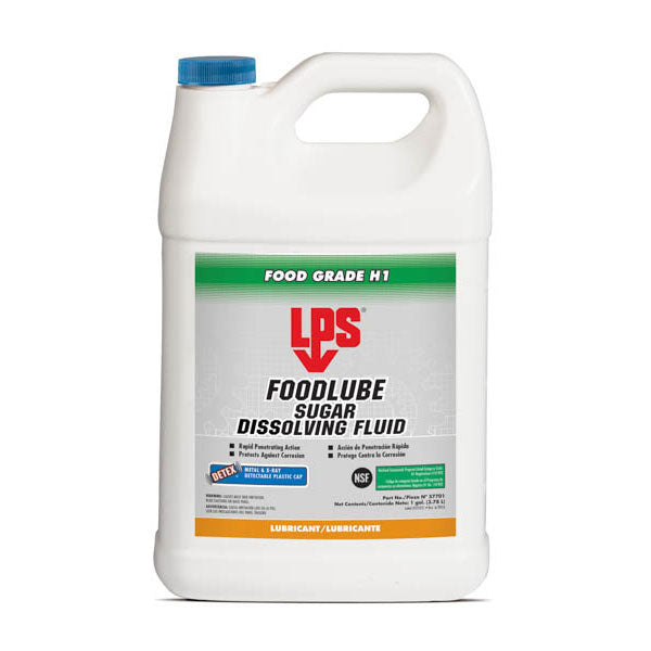 LPS Foodlube Sugar Dissolving Fluid - 1 Gallon | 57701